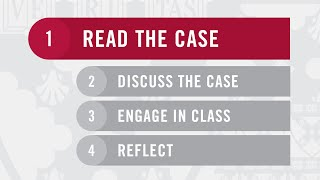 The HBS Case Method Defined