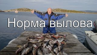 Суточная норма вылова. Новые правила рыбалки 2019.