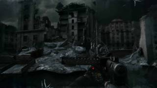 Metro 2033:  The dead city of Moscow