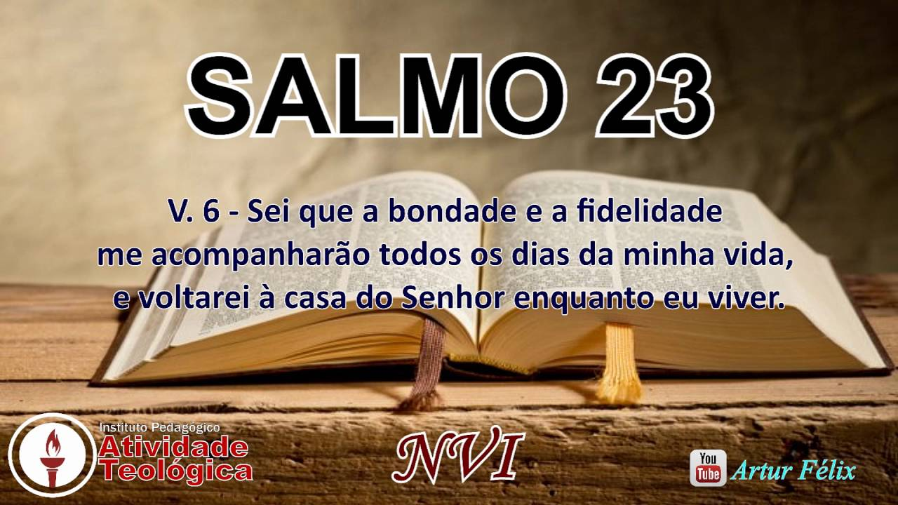 Salmo Matrimonio Biblia : Salmo bíblia nvi youtube