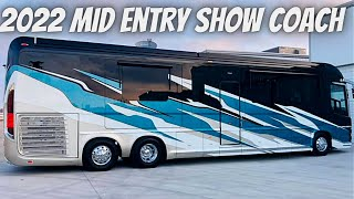 Tour of 2022 Newell Show Coach #1718 Midentry