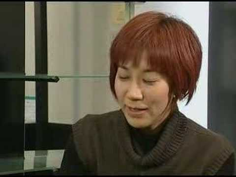 Yoko Kanno - Stand Alone Complex DVD Bios-03 Interview