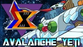 Mega Man X8: Avalanche Yeti