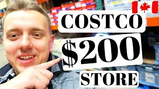 Shopping & Prices in Canada | Costco Grocery Haul