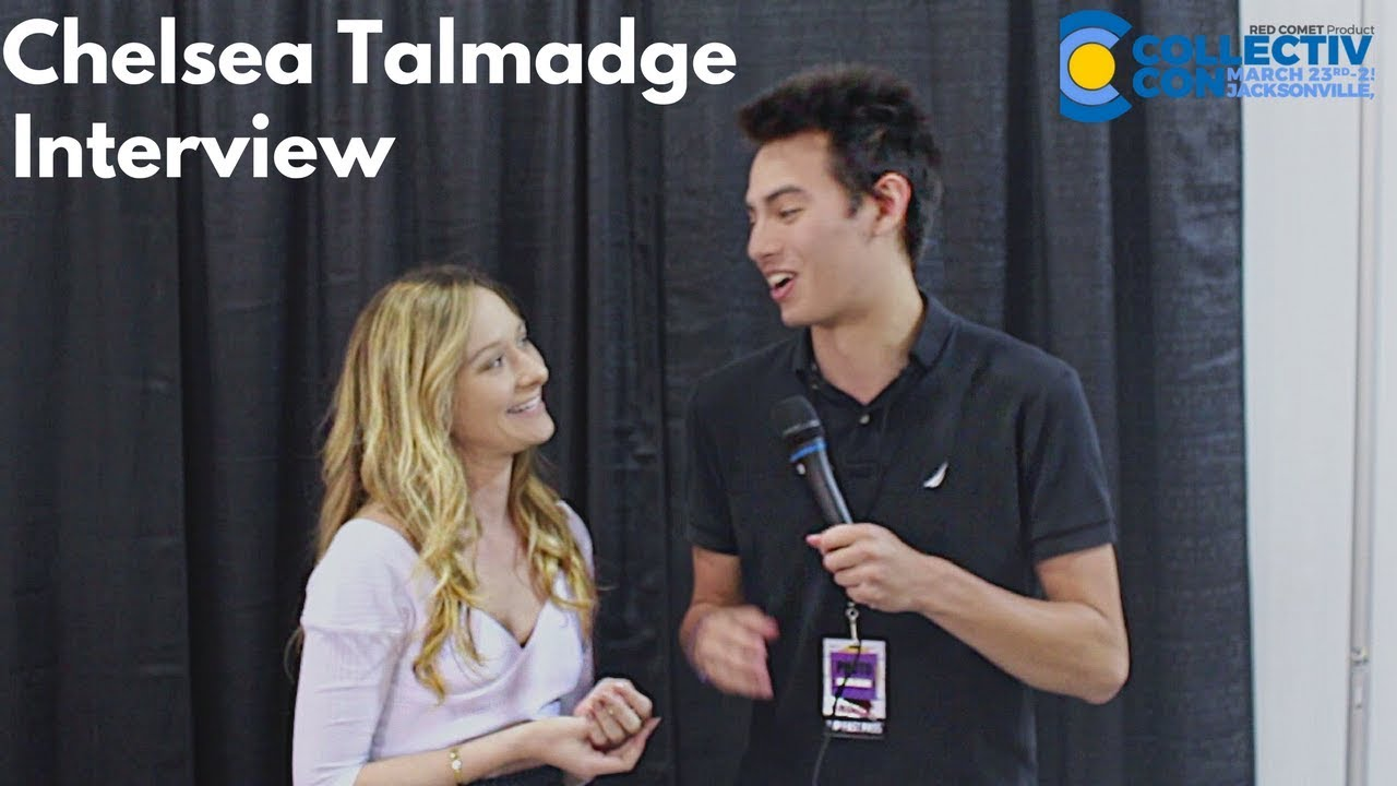 Chelsea Talmadge Stranger Things Interview