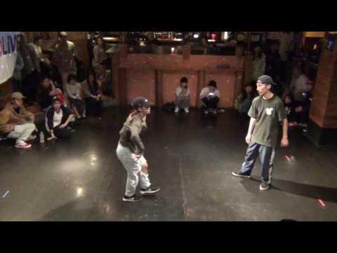 DANCE@LIVE 4STYLES KYUSHU HIPHOP<SEMI...