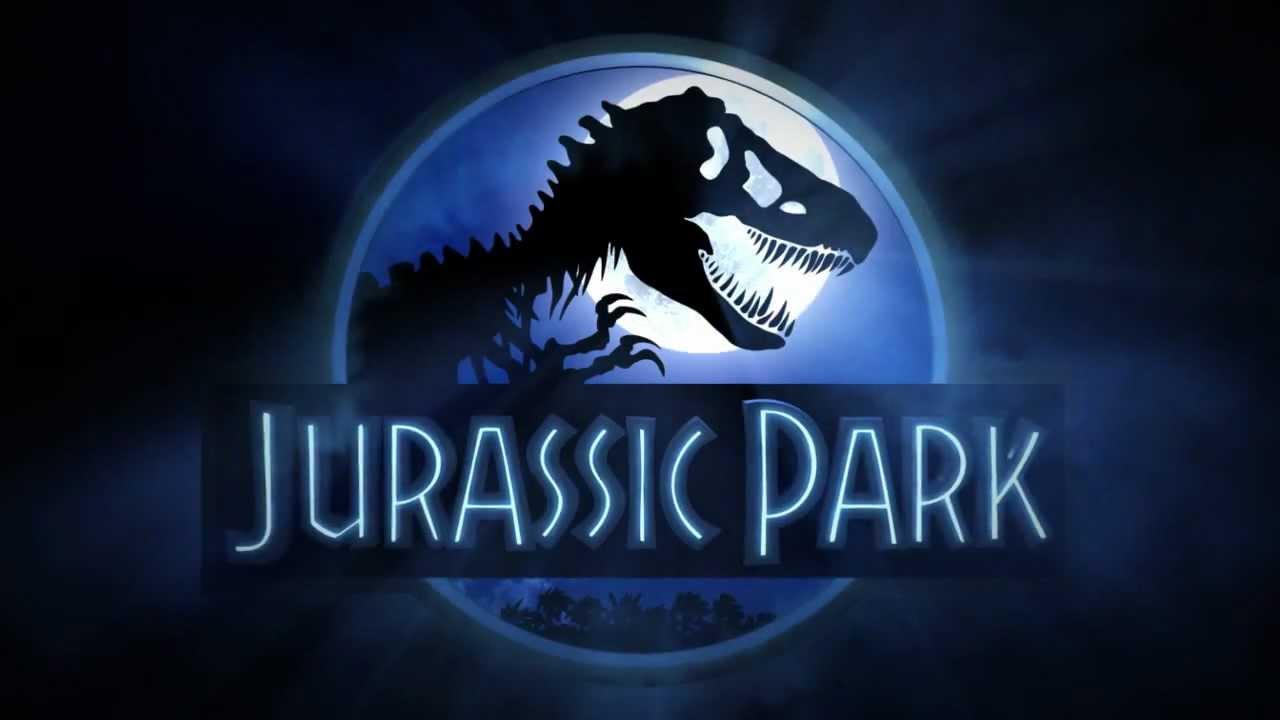 jurassic park logo - 1280×720