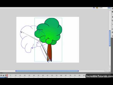 Adobe Flash CS5 Tutorial: The New Bone Tool