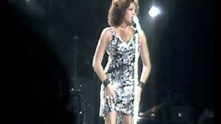 Whitney Houston. I look to you. london