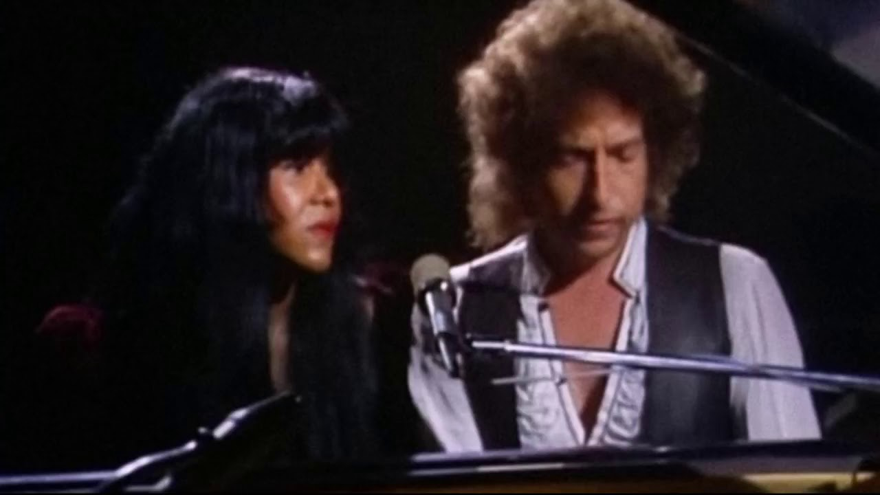 Bob Dylan And Clydie King Let It Be Me Youtube