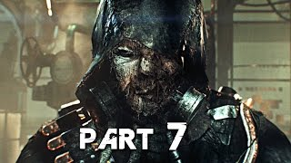 Batman Arkham Knight Walkthrough Gameplay Part 7 - Surprise (PS4)
