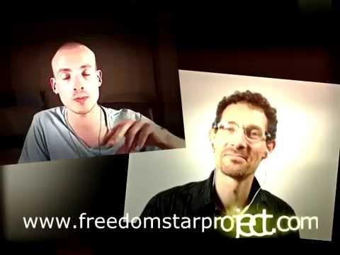 Freedom Star Project Interviews Mark Desvaux