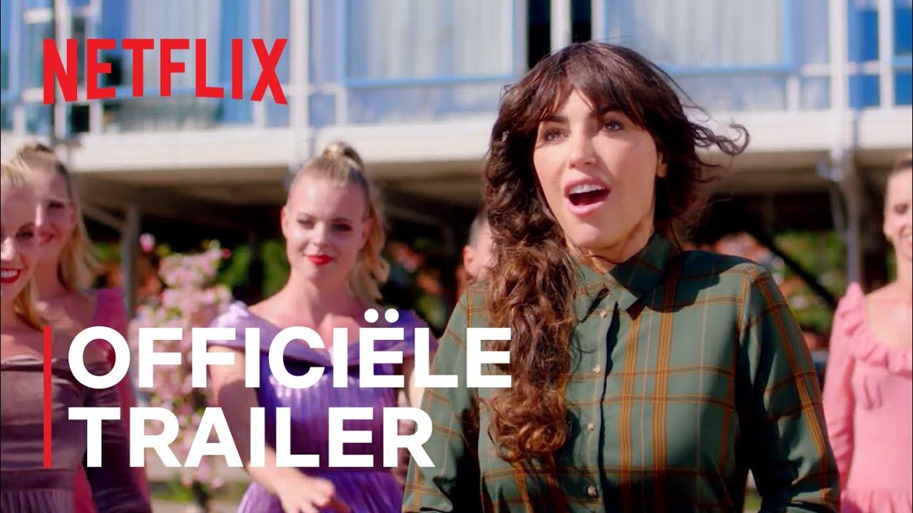 Yolanthe Cabau in Just Say Yes trailer op Netflix België