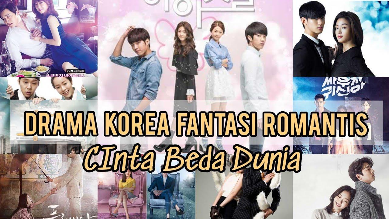 REKOMENDASI DRAMA KOREA FANTASI ROMANTIS CINTA BEDA DUNIA, REINKARNASI, PERJALANAN WAKTU
