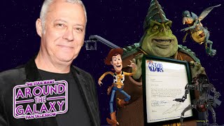 Hal Hickel of Industrial Light & Magic on Star Wars, Pixar & Lucas