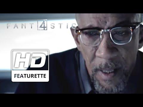 tastic Four  Wormholes   HD Featurette 2015