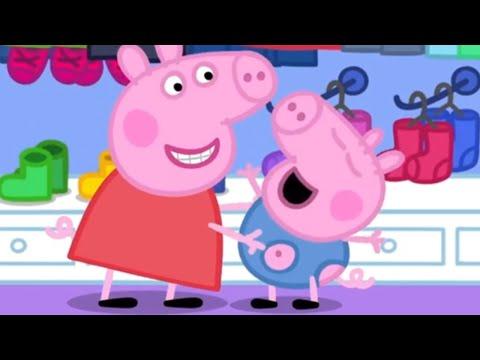 We Love Peppa Pig | George's New Clothes | Kids Videos
