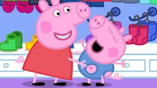 We Love Peppa Pig  George's New Clothes #47
