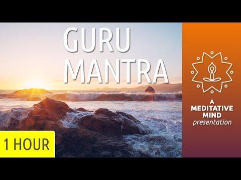 Guru Mantra Meditation | Guru Brahma | Mantra Chanting Meditation Music