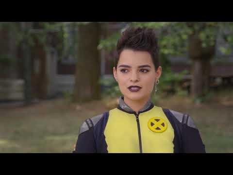 Brianna Hildebrand Deadpool 2 Interview