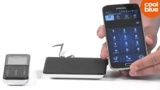 Panasonic KX-PRW110 decttelefoon productvideo (NL/BE)