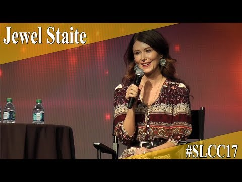 Jewel Staite - Panel/Q&A - SLCC 2017