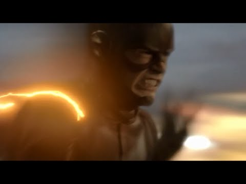 """The Flash: Barry travels through time """"Out of Time"""" Clip (FULL) [HD]"""