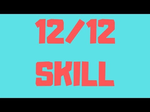 12/12 SKILL | Castle Clash