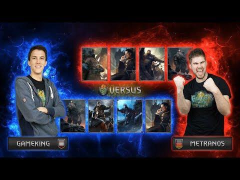 GWENTSLAM#2: GRAND FINAL - GAMEKING VS. METRANOS