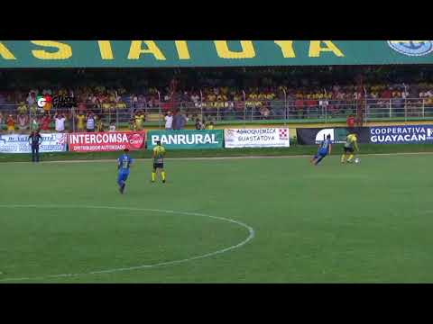 Video REsumen: Guastatoya 1-0 Cobán Imperial - Clausura 2018