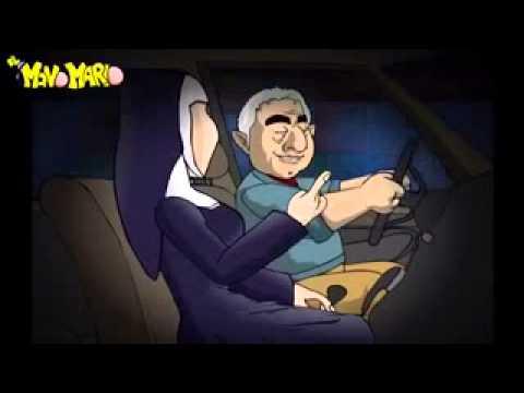 Chiste De La Monja Y El Taxista Youtube