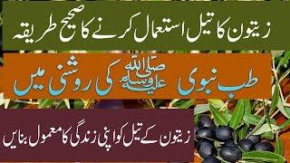 zaitoon oil ke fayde aur istemal ka sahi tarika | زیتون کا تیل استعمال کرنے کا صحیح طریقہ