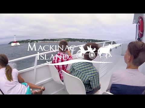 Family Fun on Mackinac Island
