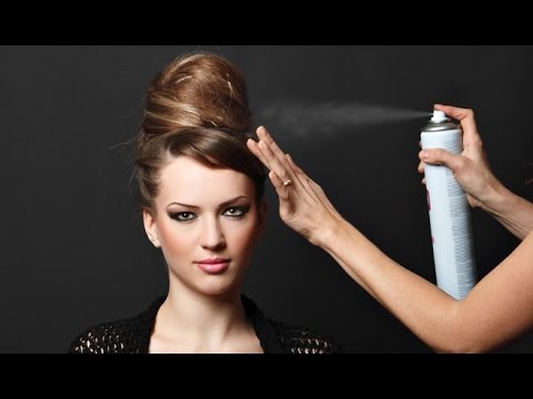 Como Hacer Laca Fijador Para Cabello Facil Diy Howto Make Hairspray Without Sugar Easy And Cheap Youtube