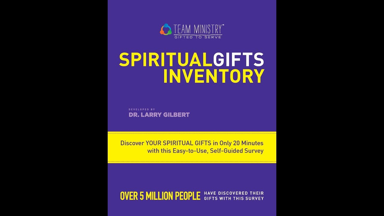Click on the short video above to see how fun and easy it is to discover your Spiritual Gifts.