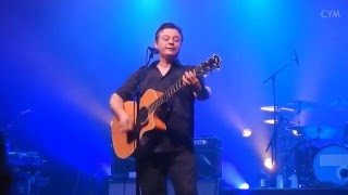 Manic Street Preachers Acoustic Requests Motorcycle Emptiness Brussels 2016