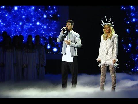"""Leonard Cohen - """"Hallelujah"""". Vezi interpretarea lui Raul Eregep & Delia din marea finală X Factor!"""