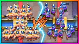 GIRLS vs BOYS! | WHICH TROOP IS BETTER in Clash Royale!?