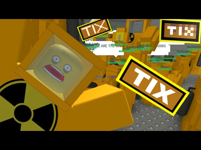 Are Tix Fully Removed From Roblox I Have Some Youtube The Day Tix Were Removed From Roblox Youtube