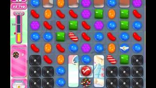 Candy Crush Saga Level 1066 (No booster, 3 Stars)