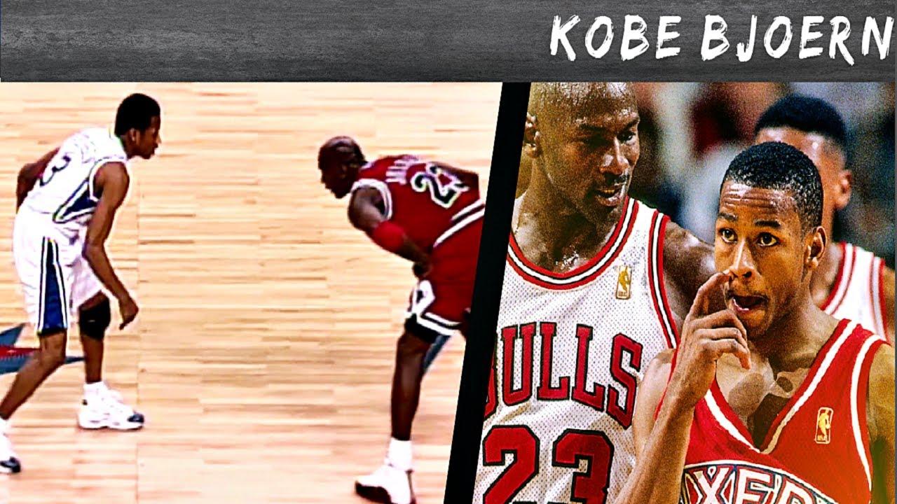 Wie Rookie Iverson den GOAT crossen konnte | KobeBjoern Analyse