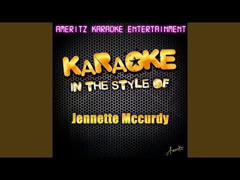 Not That Far Away (In The Style Of Jennette Mccurdy) (Karaoke Version)