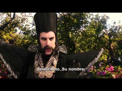 Alicia a través del espejo - Trailer #2 Subtitulado