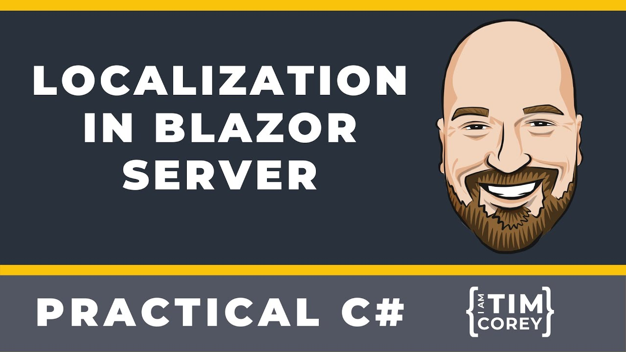 Localization in Blazor Server - How To Change Languages and Cultures