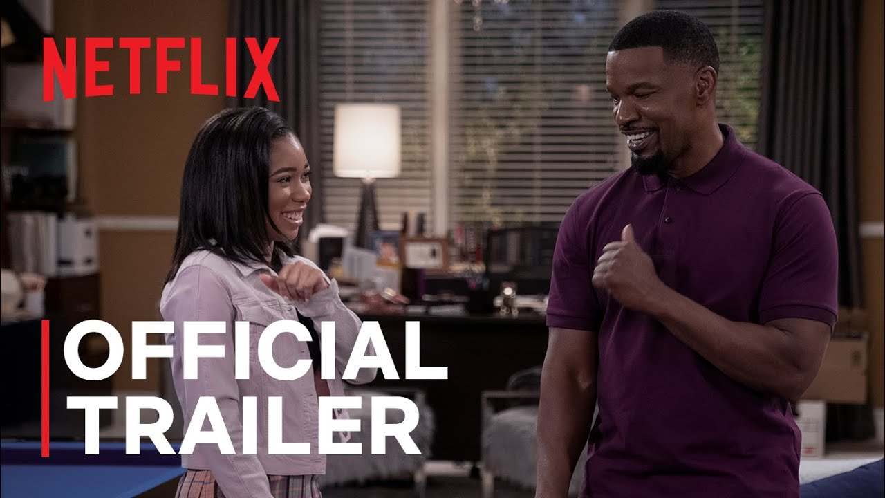 Dad Stop Embarrassing Me! | Official Trailer | Netflix
