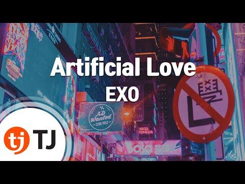 [TJ노래방] Artificial Love - EXO() / TJ Karaoke