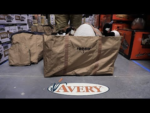 e10ccdf76bf9 Rogers Full Body Goose Decoy Bags: Part 1