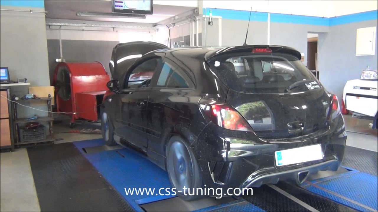 opel corsa d opc 1 6t 192 hp stage 3 chip tuning youtube. Black Bedroom Furniture Sets. Home Design Ideas