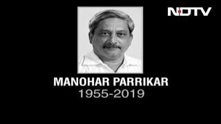 Goa Chief Minister Manohar Parrikar Dies After Long Illness thumbnail