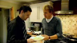 Leek and Smoked Haddock Risotto  - Gordon Ramsay